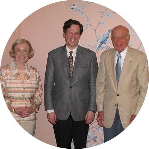 Doris and Donald Berkey