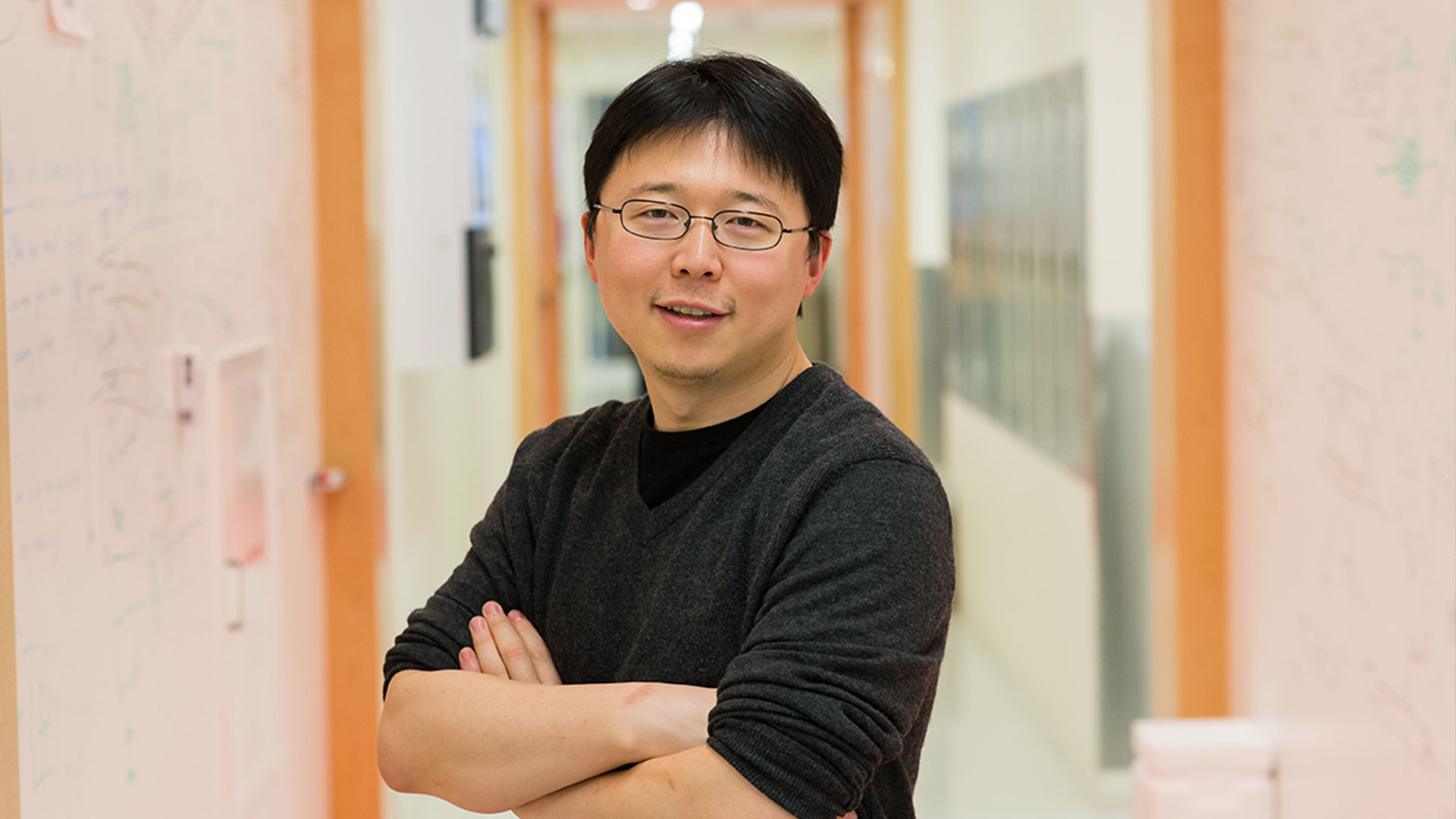 Feng Zhang portrait