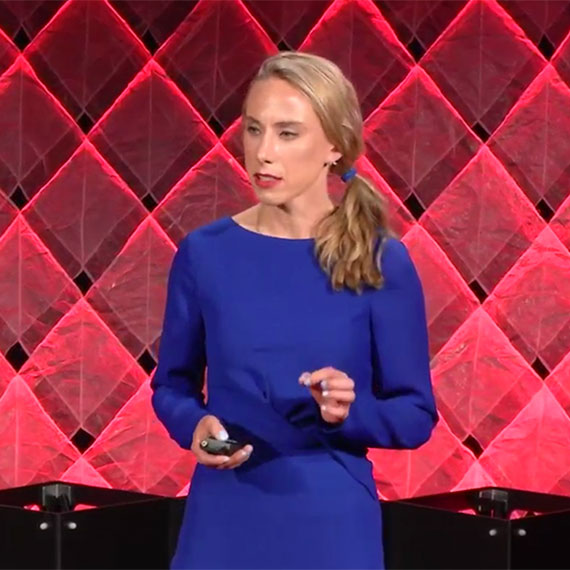 Anikeeva TED talk photo