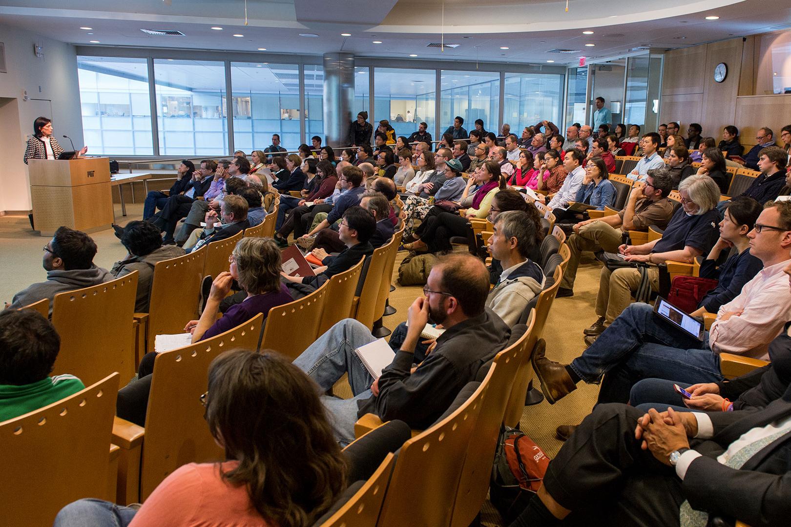 Scolnick Prize Lecture
