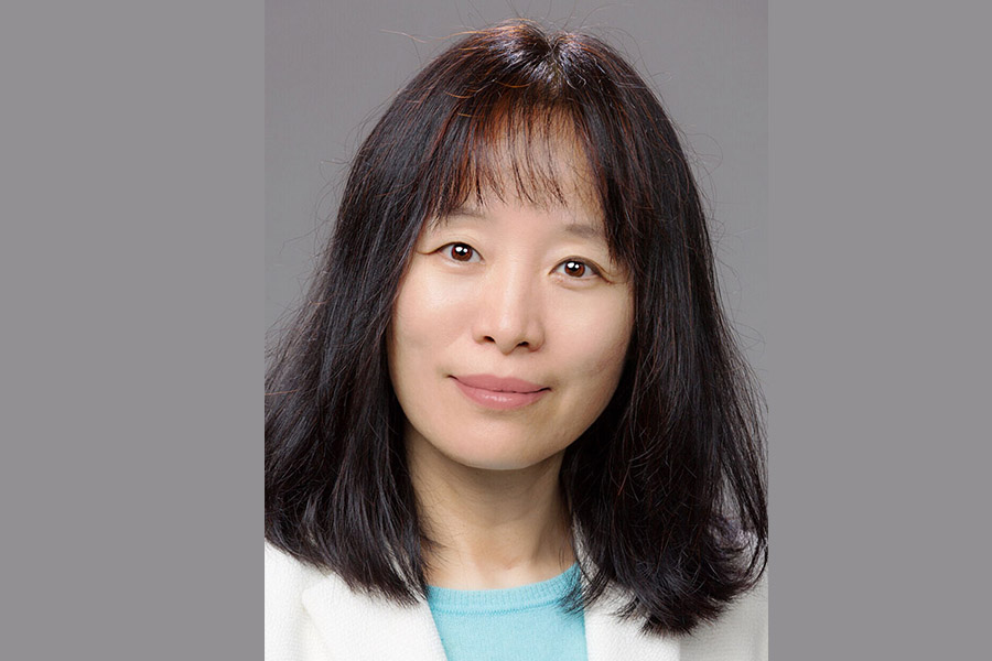 Headshot of Dr. Fan Wang