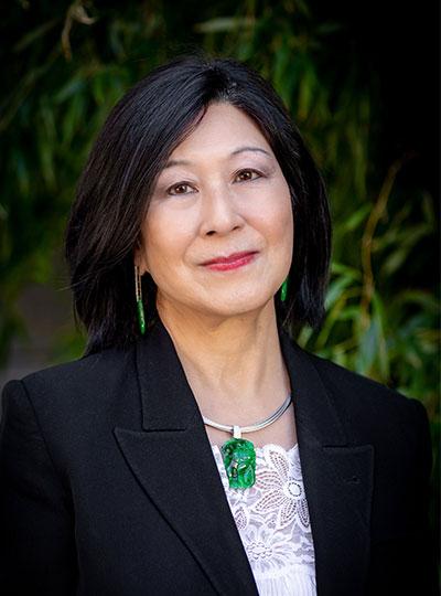 Portait of philanthropist Lisa Yang.